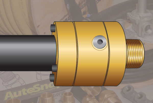 omegaflex doubletrac hose illustration