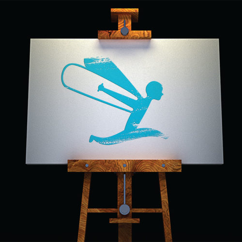 squareone easel
